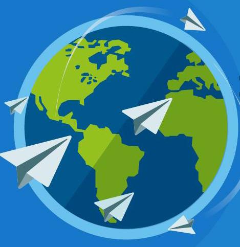 Cumple tu objetivo de viajar y aprender: ¡acércate a la Coordinación de Internacionalización!