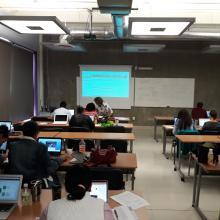 Los docentes que tomaron este curso revisaron las diferentes bases de datos en línea