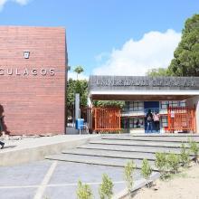 Entrada a la sede Lagos de Moreno del CULagos