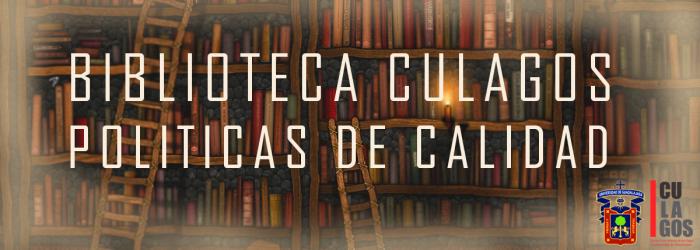 Políticas de la biblioteca CULagos