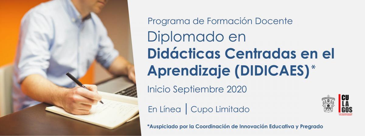 Diplomado en Didácticas Centradas en el Aprendizaje