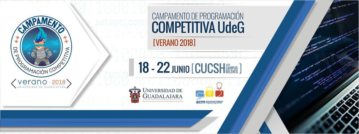 Campamento de programación competitiva