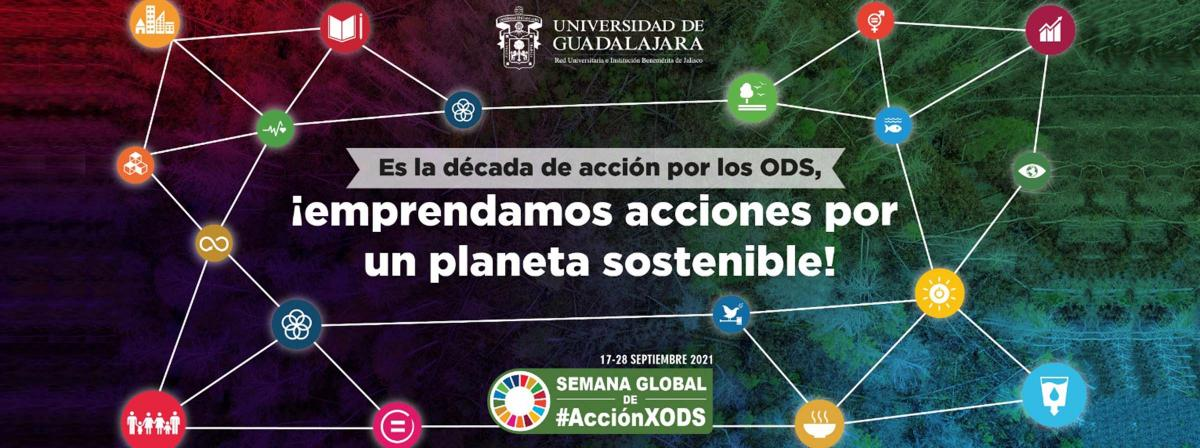 Banner Semana de Acción por los ODS