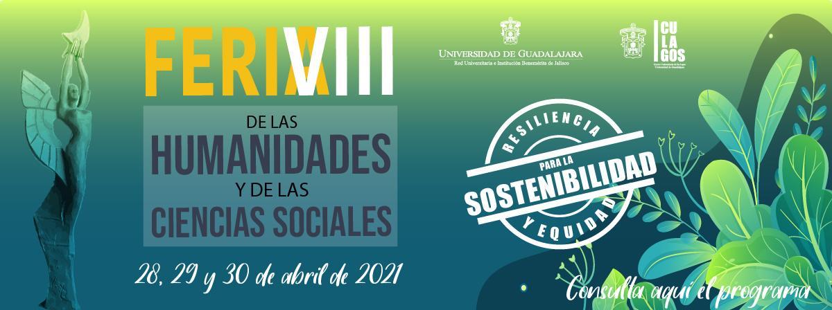 Banner VIII Feria de las Humanidades y de las Ciencias Sociales