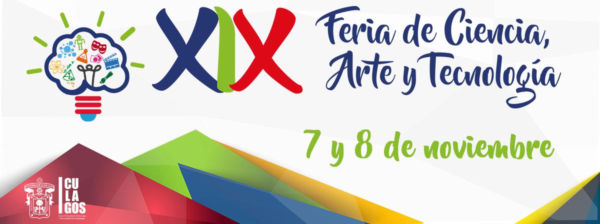 XIX Feria de la Ciencia, Arte y Tecnología
