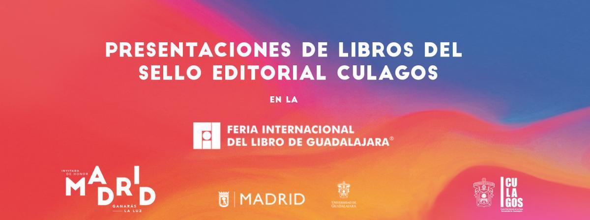 Enlace a: Presentaciones de libros del sello editorial CULagos