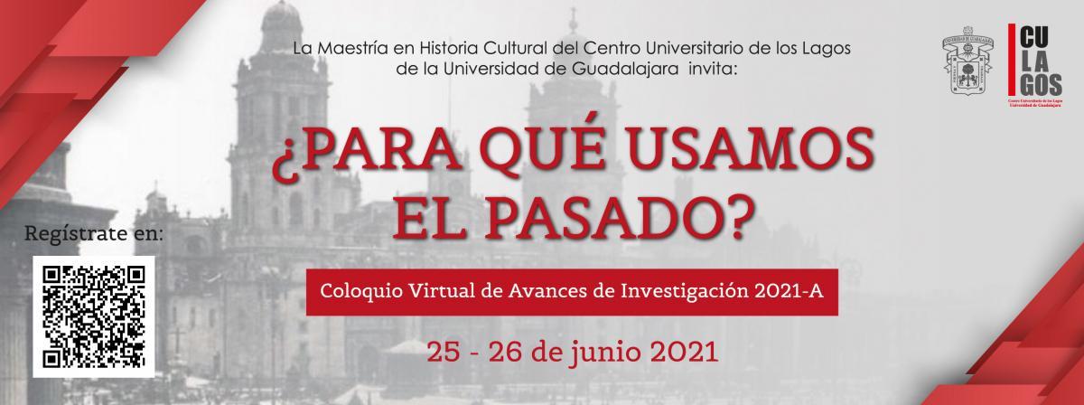 Banner Seminario ¿Para qué usamos el pasado?