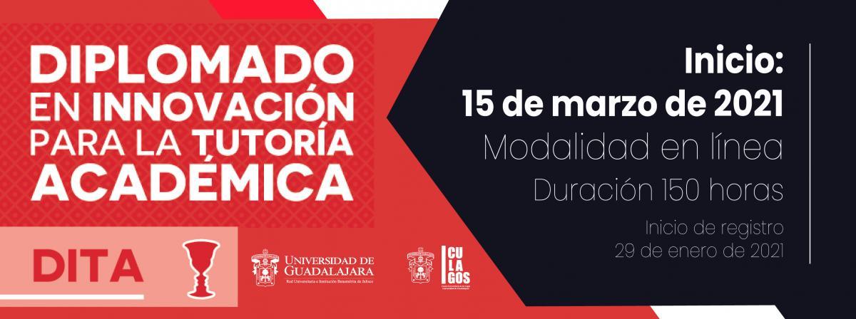 Banner Diplomado en Innovación de la Tutoría Académica