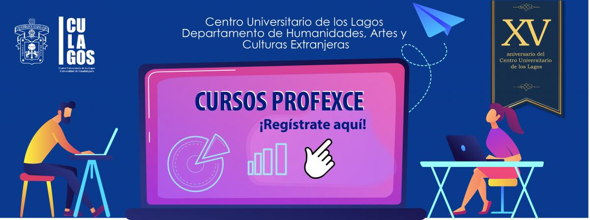 BANNER CURSOS PROFEXCE DHACE