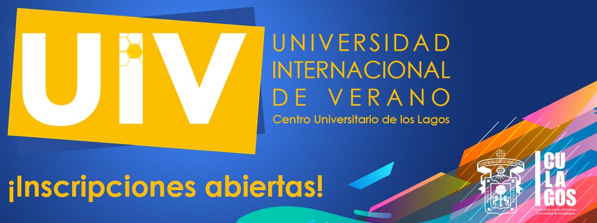 UIV 18 - Inscripciones