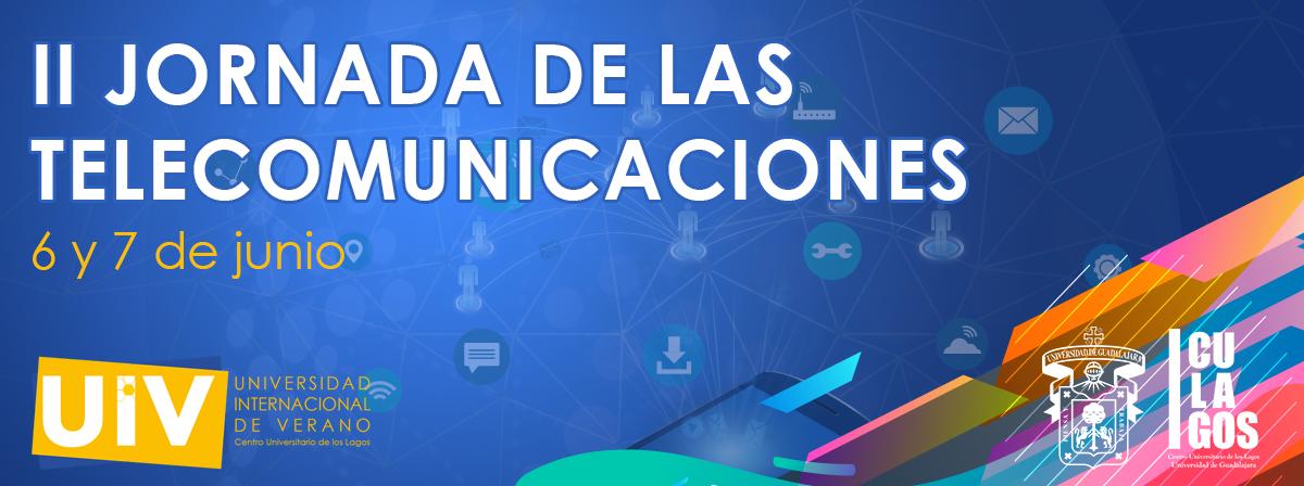 UIV 18 - II Jornada de las Telecomunicaciones