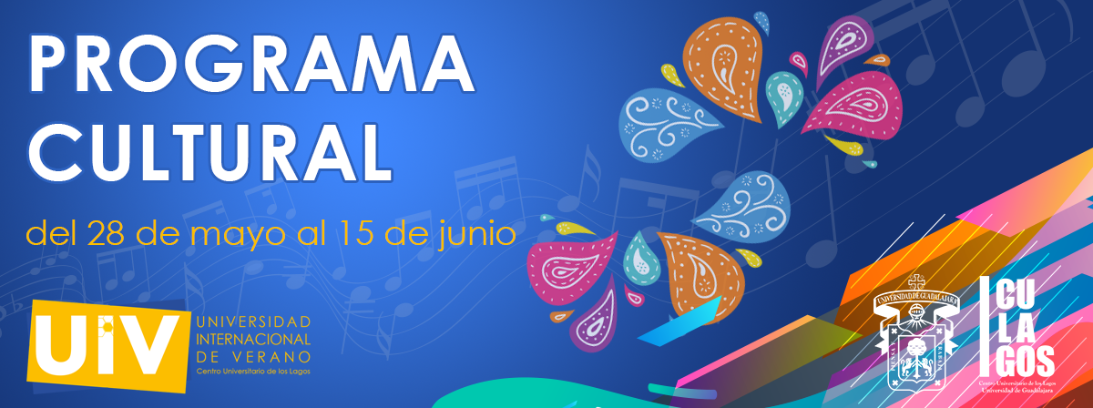 UIV 18 - Programa Cultural