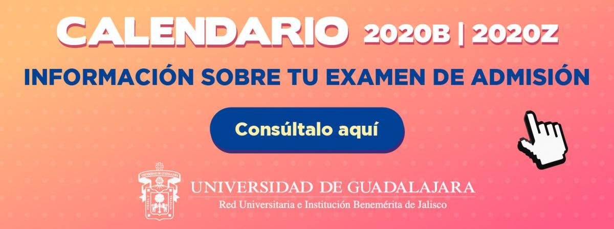 Información sobre examen de admisión CULagos