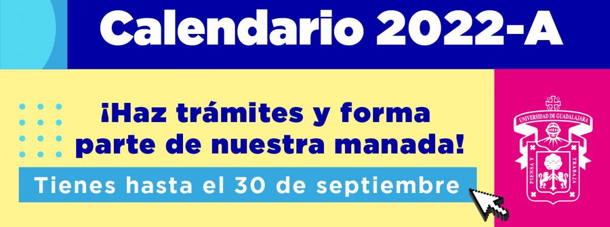 Banner Calendario escolar 2022