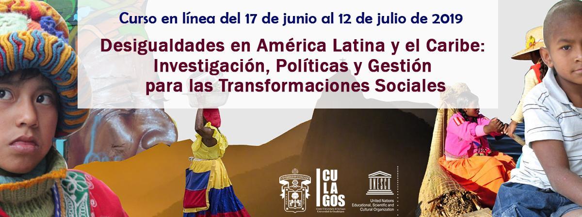 Curso Desigualdad en América Latina y el Caribe