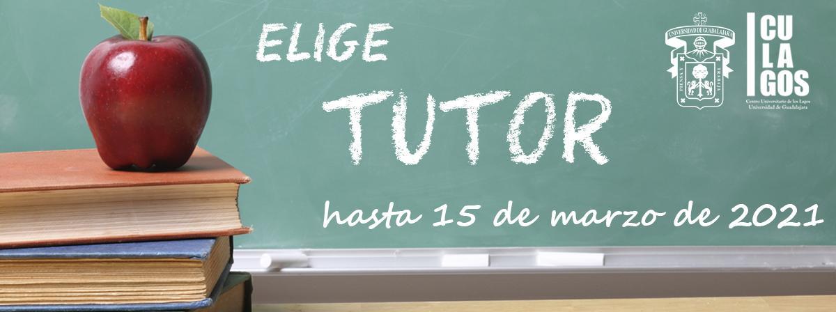Banner elige tutor 2021A