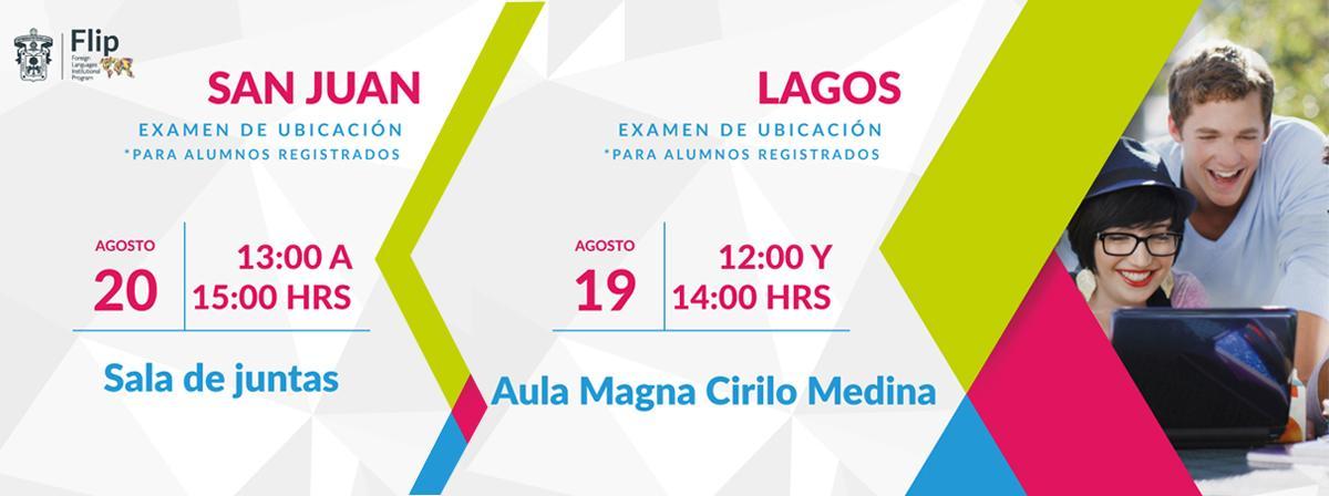 JOBS - Examen de ubicación - CULagos