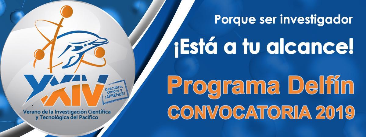 Programa Delfín - Convocatoria 2019