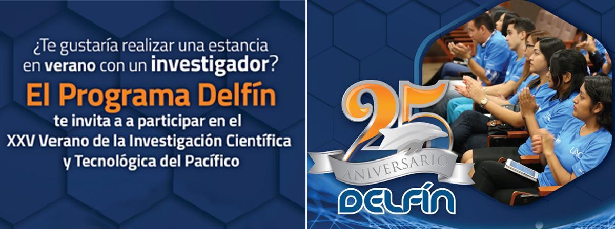 XXV Verano de la Investigación Científica y Tecnológica del Pacífico