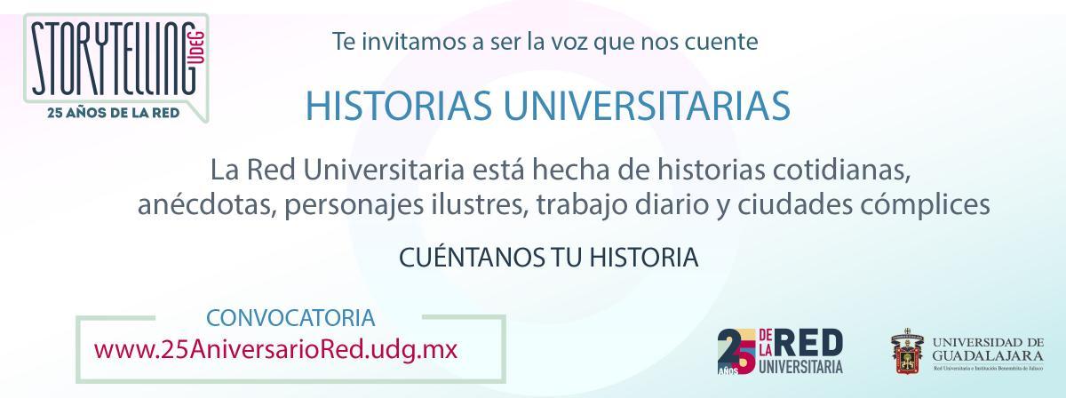HISTORIAS UNIVERSITARIAS