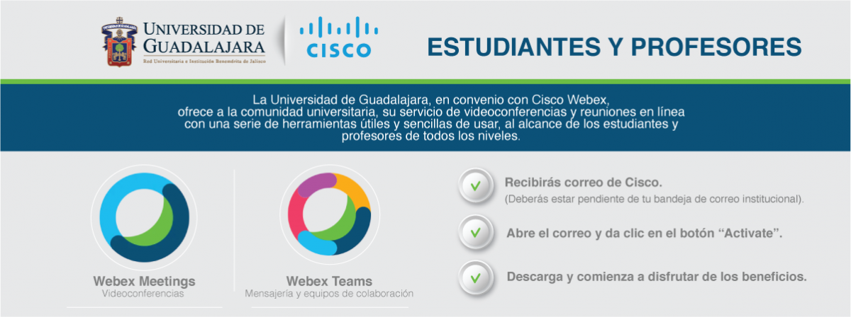 Banner Cisco Webex