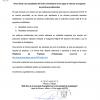Aviso oficial a los estudiantes del Centro Universitario de los lagos en relación al programa de prácticas profesionales